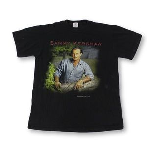 Other - Vintage Sammy Kershaw T Shirt